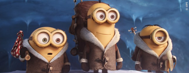 Die Minions - Trailer - Filmkritik - Bild 1 von 5