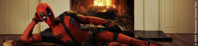 Ryan Reynolds im Deadpool-Kostüm, FILM.TV