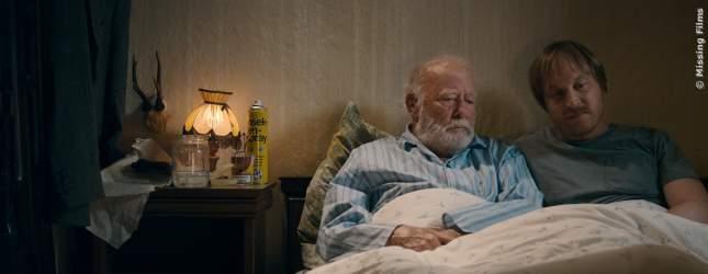 Klein-Autor Conrad möchte unbedingt, dass sein Vater noch zu Lebzeiten seinen Film sieht.