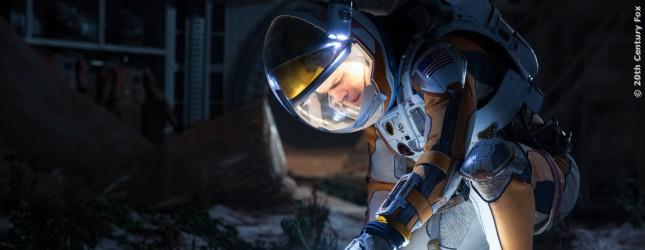 Der Marsianer Trailer - Rettet Mark Watney - Bild 1 von 12