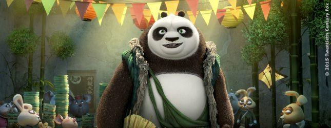 Kung Fu Panda 3 Trailer - Bild 1 von 5