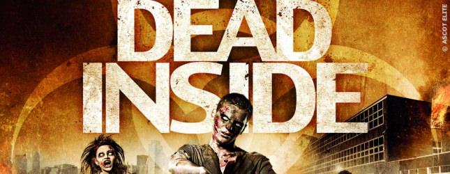 The Dead Inside - Das Böse Vergisst Nie! - Filmplakat