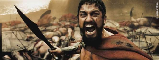 Epische Schlachten prägen 300 und 300 - Rise Of An Empire.