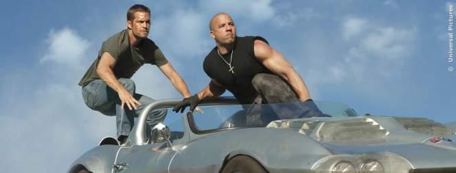 Paul Walker und Vin Diesel waren das Herz der Fast And Furious-Reihe