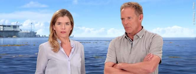 Anke Engelke und Christian Tramitz treten gegeneinander an!
