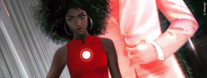 Vor Marvel: Ironheart gibt es schon!