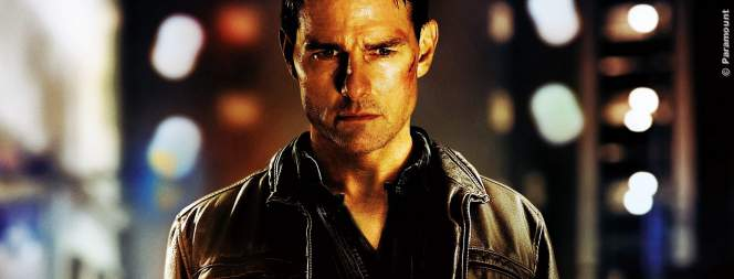 Jack Reacher alias Tom Cruise