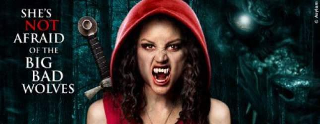 Little Dead ist das moderne Rotkäppchen, das gegen Monsterwölfe bestehen muss.