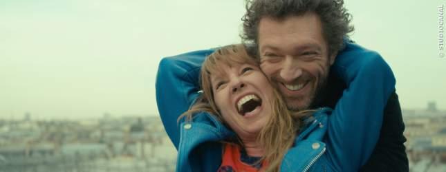 Tony (Emmanuelle Bercot) und Georgio (Vincent Cassel) in Mein Ein, Mein Alles.