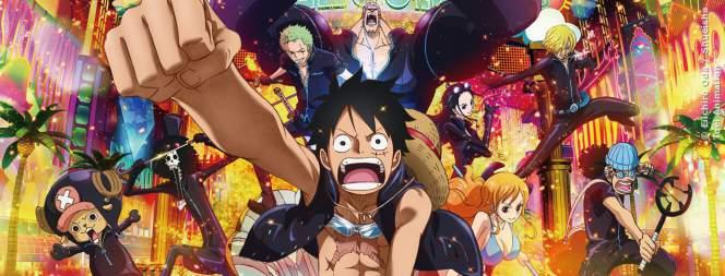 One Piece Stampede: Bilder zeigen neue Helden-Designs