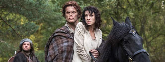 Outlander Staffel 5 vor dem Start auf Netflix sehen