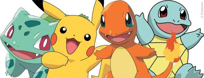 Quiz: Erkennst du alle Pokemon?