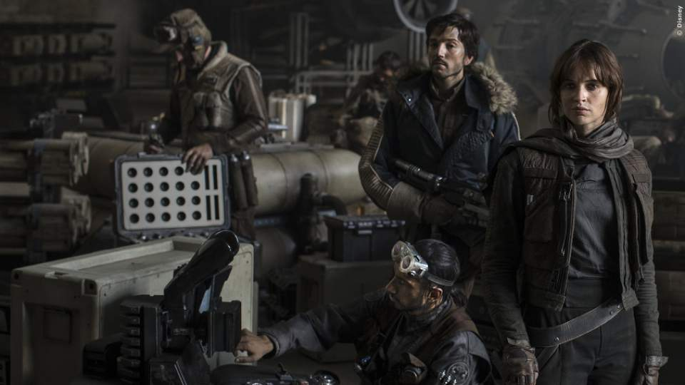 Star Wars Rogue One Trailer - Bild 1 von 91