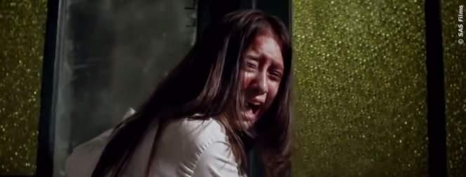 Szene aus dem indonesischen Horrorfilm Rumah Malaikat