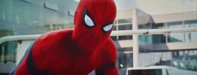 Spider-Man 3: Video enthüllt krassen Stunt