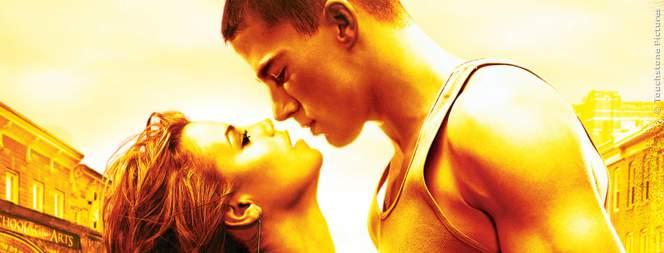 Jenna Dewan und Channing Tatum in Step Up