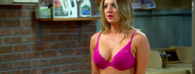 Kaley Couco als Penny in The Big Bang Theory