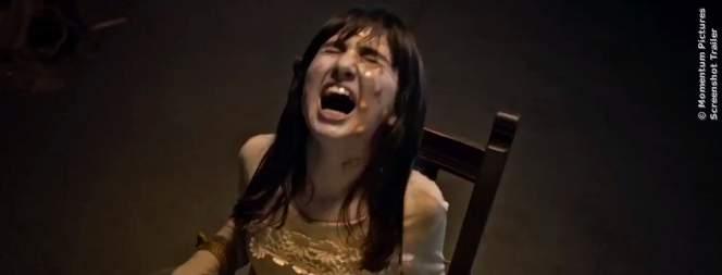 Gruselige Szene aus dem Horrorschocker The Offering