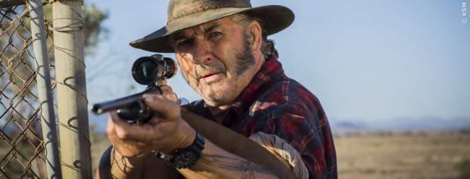 Es gibt eine neue Gefahr im Outback. Der Serienmörder Mick Taylor ist unterwegs.