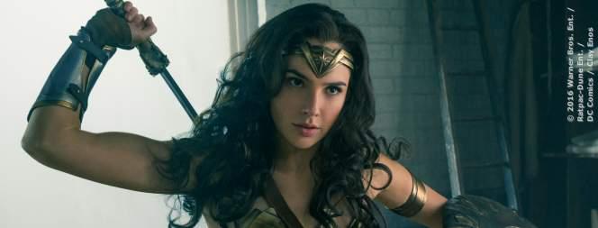 Wonder Woman: Zweiter US Trailer zum DC Action-Blockbuster - Bild 1 von 3