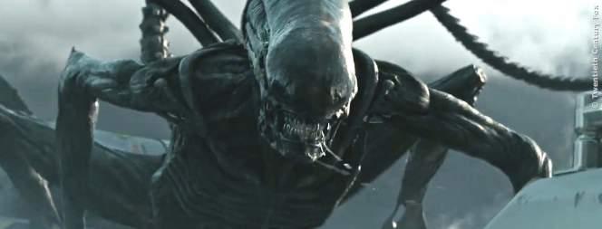Das Alien