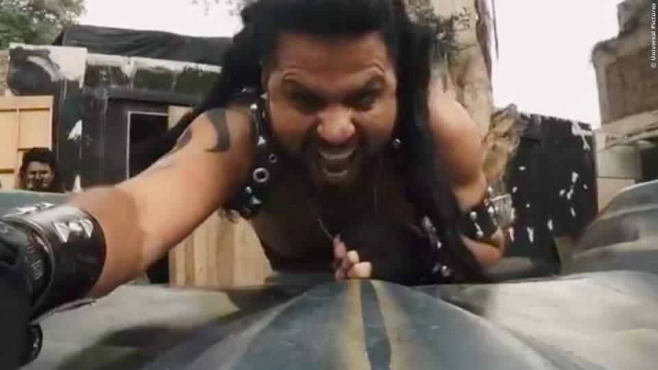 Death Race 2050: Brutaler neuer US Trailer zum Action-Trash - Bild 1 von 1