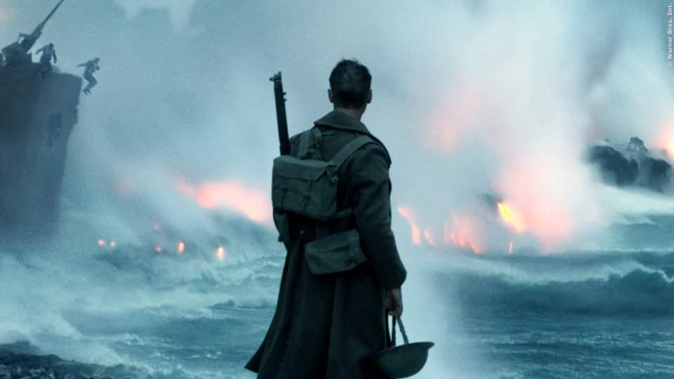 Dunkirk: Zweiter Trailer zum Christopher Nolan-Actioner - Bild 1 von 1