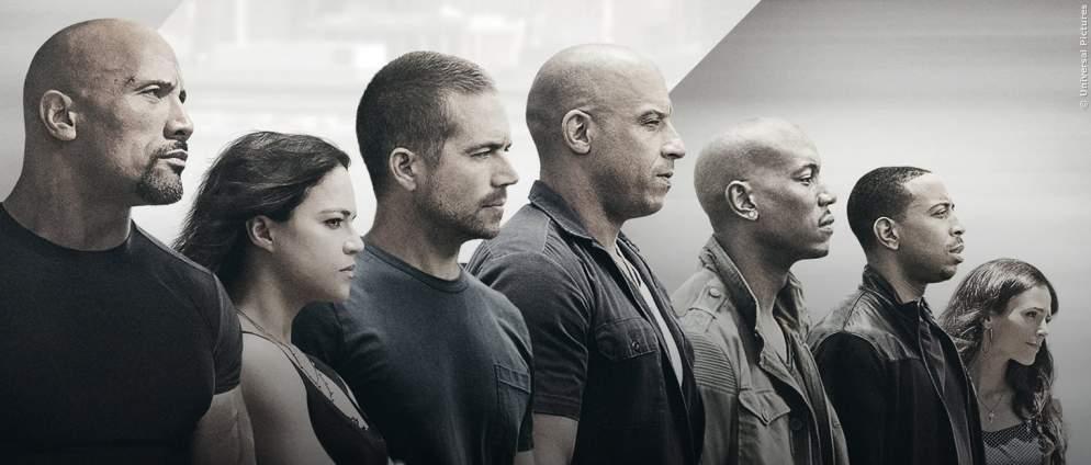 Fast And Furious: die echte Reihenfolge der Filme