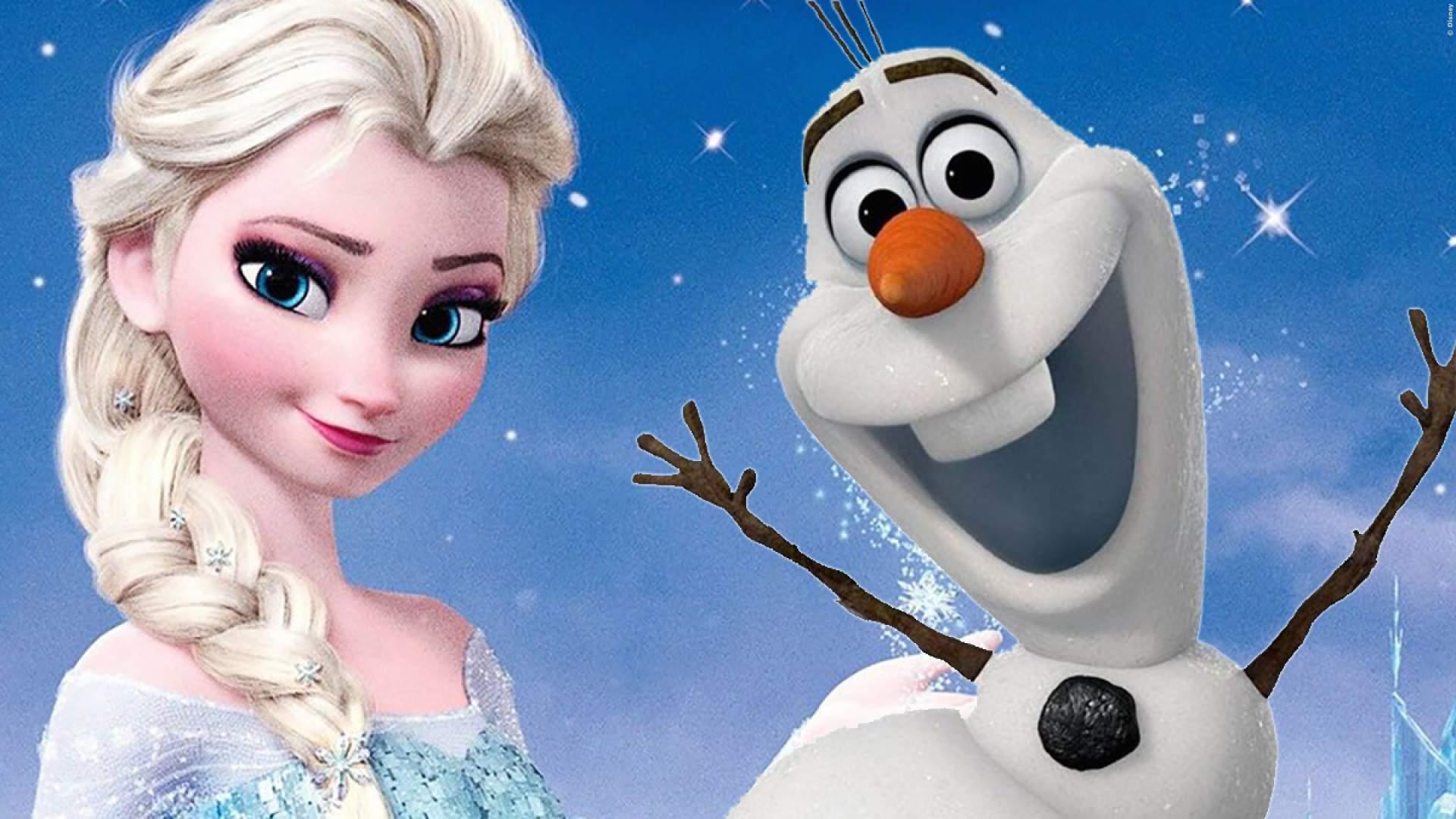 Olaf Die Eiskönigin