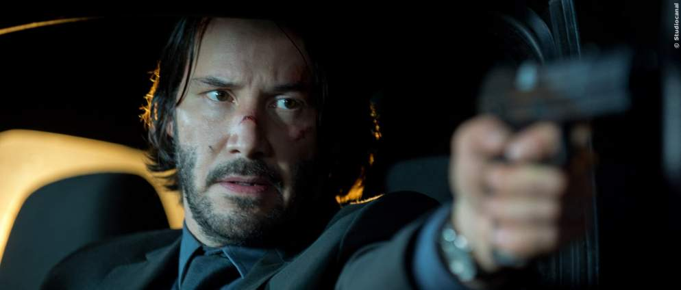 John Wick 3 Trailer: Action mit Keanu Reeves
