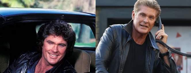 Knight Rider: Die Schauspieler früher und heute