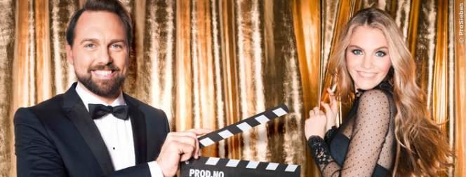 Viviane Geppert und Steven Gätjen präsentieren euch den wichtigsten Filmpreis der Welt.