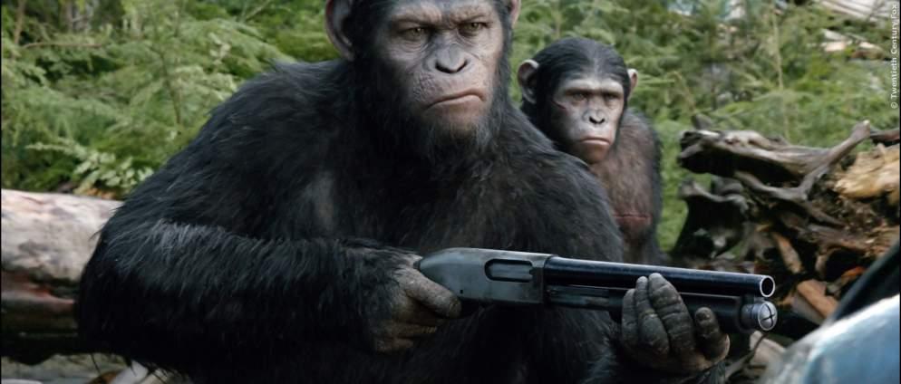 Planet Der Affen: Reboot geplant