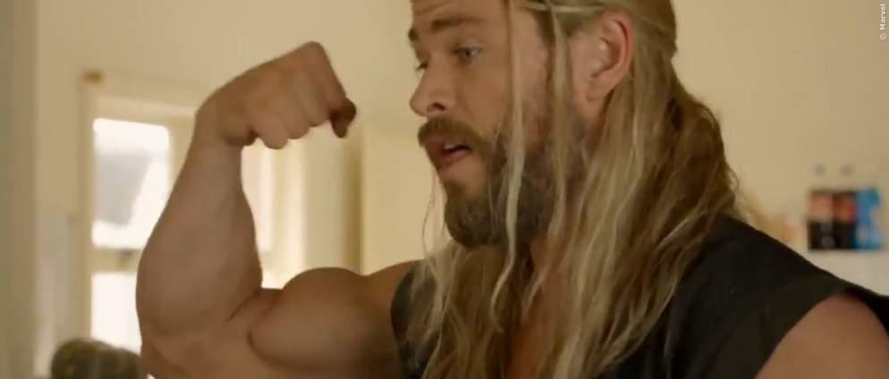 Die pure Qual: Nur mit dieser brutalen Methode bekommt man die MCU-Muskeln von Thor
