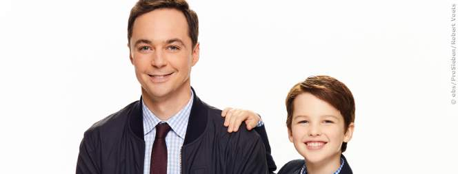 Young Sheldon trifft The Big Bang Theory