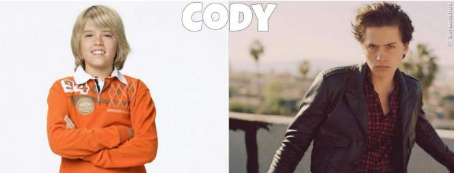 Hotel Zack Und Cody früher und heute
