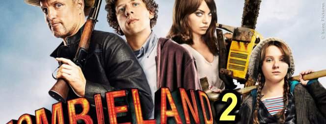 Zombieland 2 - Kinostart steht endlich fest