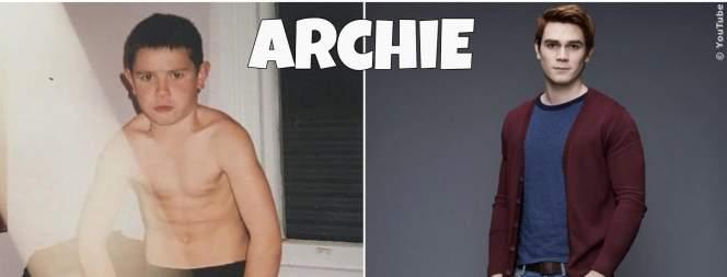 Riverdale: Die Stars früher und heute