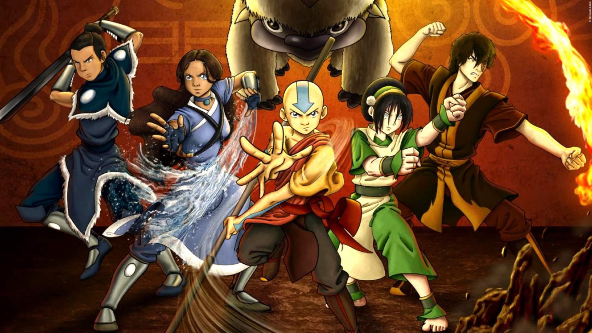 avatar der herr der elemente serien online stream