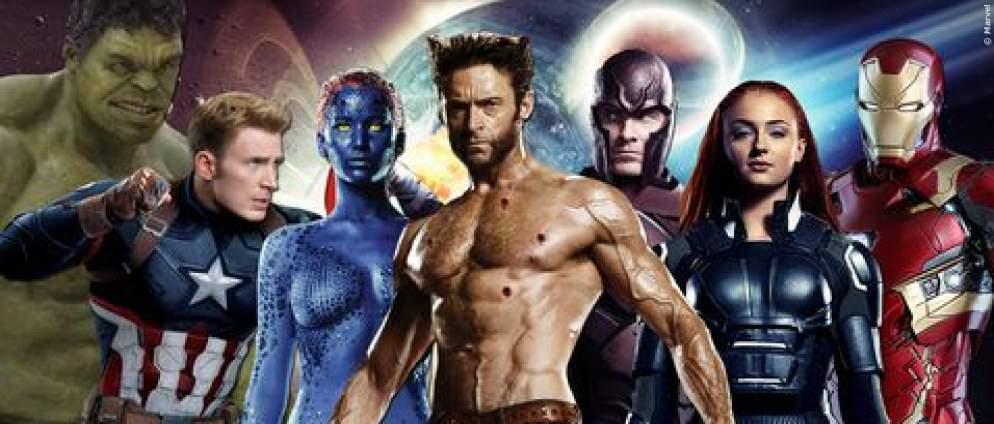 """Hoppla: Die X-Men sind im MCU angekommen - Wir hätten es in """"Black Widow"""" fast übersehen"""