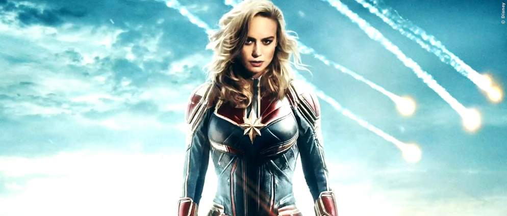Captain Marvel: Deutscher Trailer mit Brie Larson