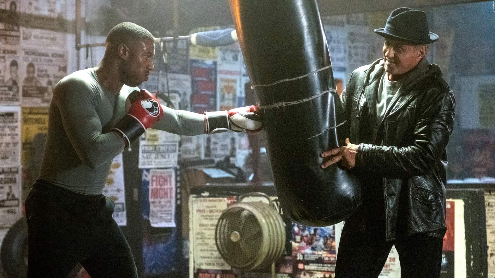 Creed 2: Erste offizielle Bilder mit Rocky Balboa - Bild 2 von 2