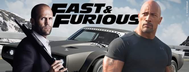 Toretto, Hobbs & Shaw gemeinsam im Finale?