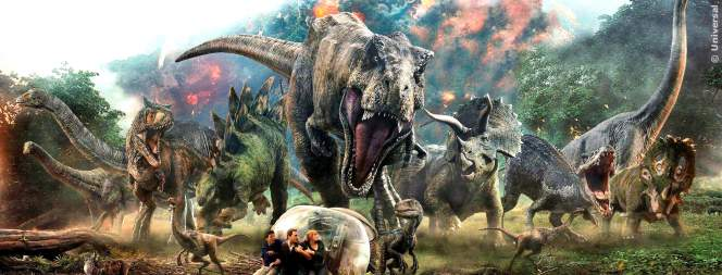 Jurassic World 3: Dreh war aufregend