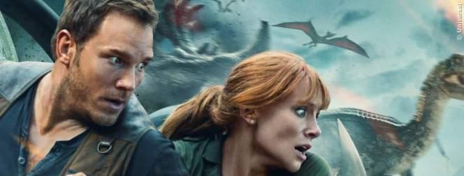 Jurassic World 3: Rolle der Original-Stars
