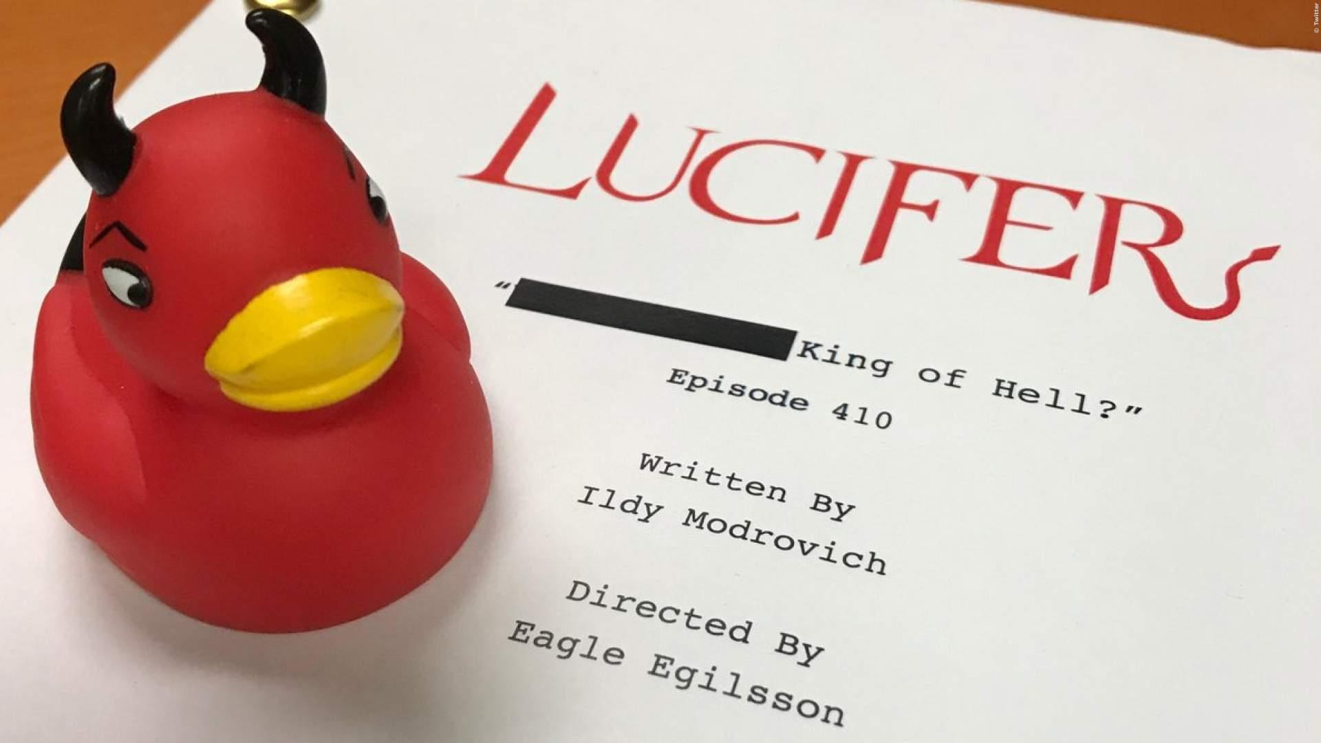 Lucifer Staffel 4: Neuer Höllenkönig angekündigt - Bild 1 von 1