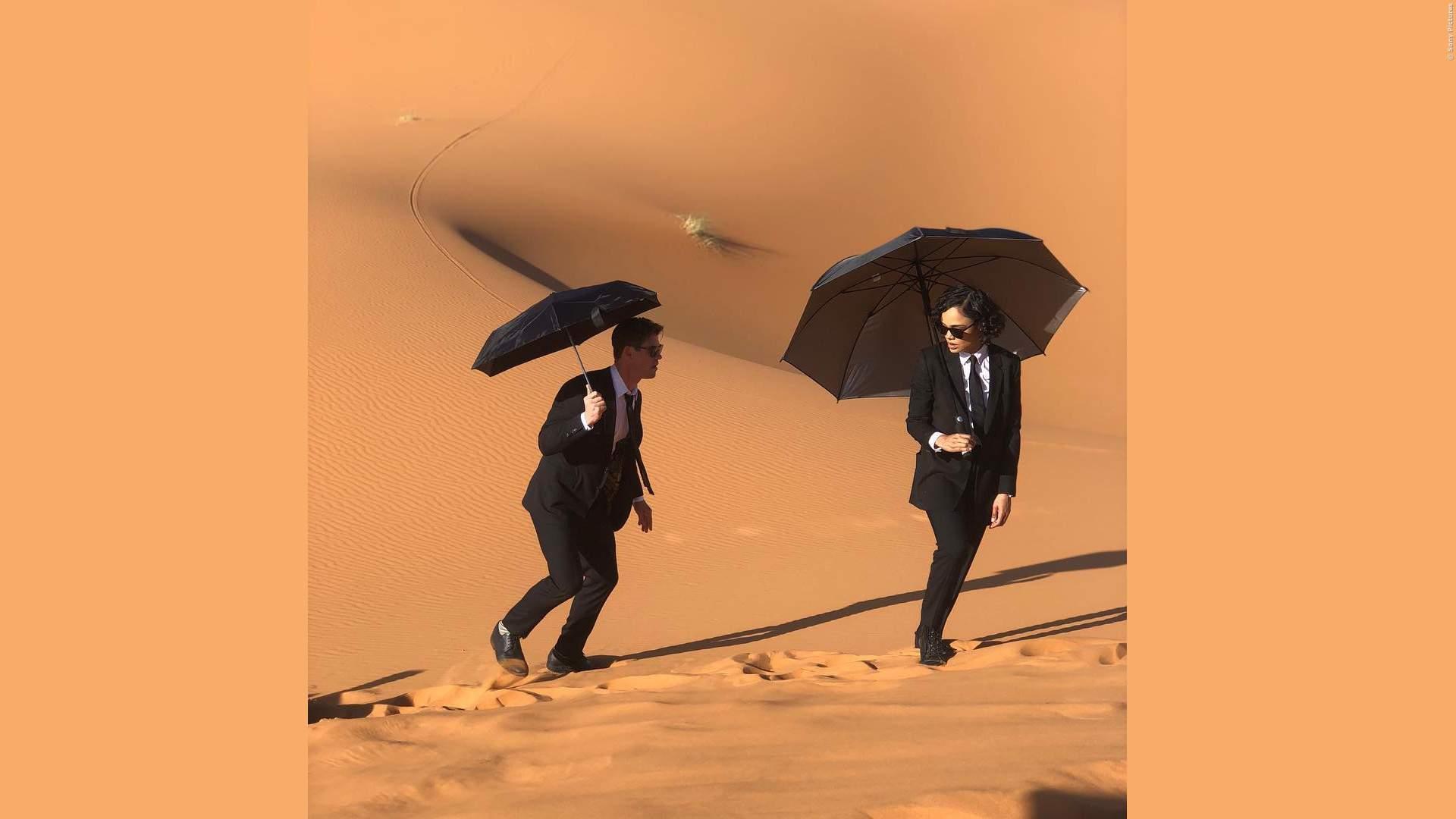 Men In Black 4: Erstes Bild der neuen MiB - Bild 1 von 1