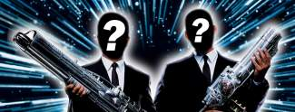 Men In Black Quiz