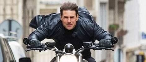 Mission Impossible 7: Tom Cruise dreht Zug-Stunt und Fans filmen mit