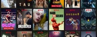 Bei Netflix anmelden: So klappt es